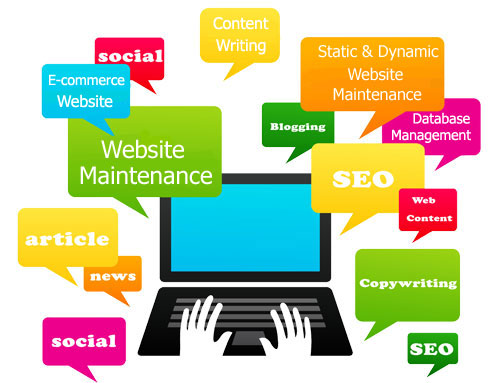 Website Maintenance Services, Company in Noida, Delhi, India